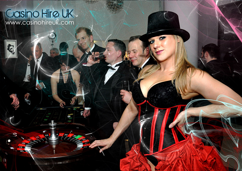 casino hire burlesque