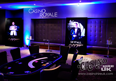 casino royale projector