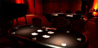 corporate poker tournament