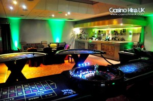 casino hire Burnley