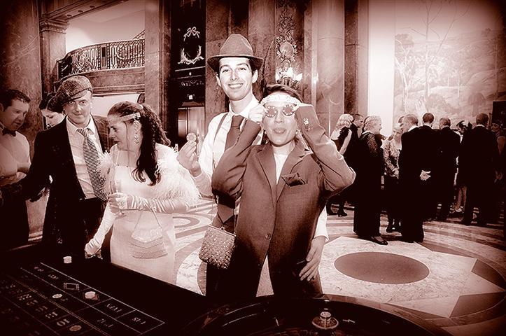 casino hire uk