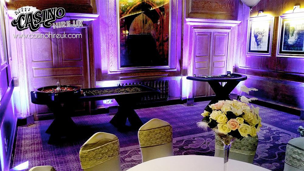 Wedding casino hire cumbria