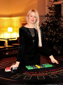 Poker dealer school london