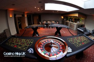 premium casino tables