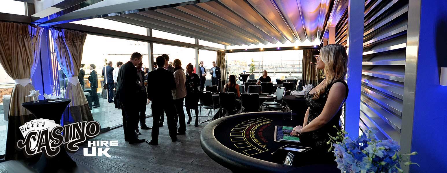 Sheffield Fun Casino nights
