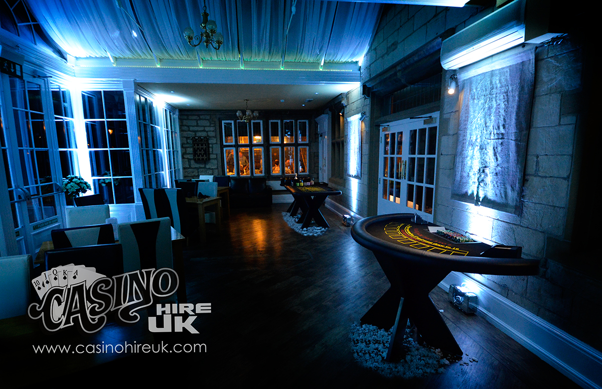 wedding casino hire yorkshire