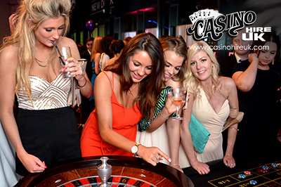 casino hire for birthdays
