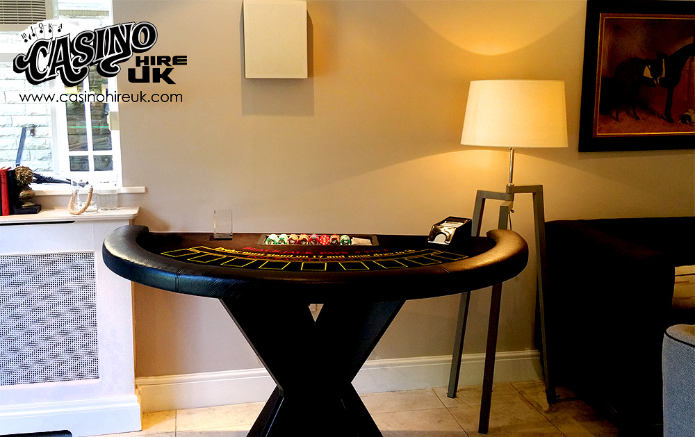 Casino tables for hire sheffield