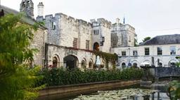 wedding casino hazelwood castle