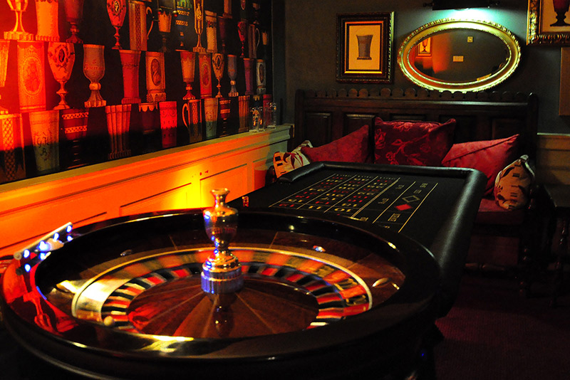 Casino tables for hire