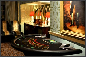 blackjack table ilkley