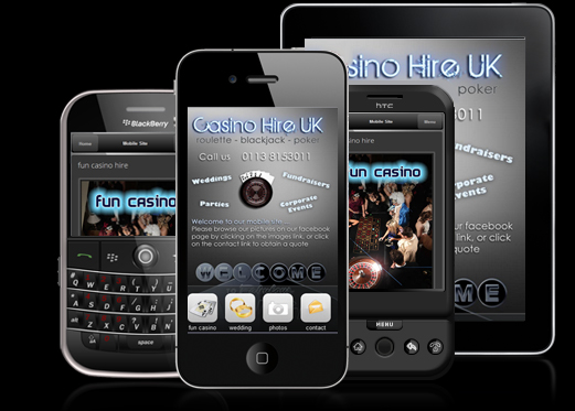 Casino Hire Mobile