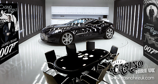 Casino Royale Aston Martin Promotion