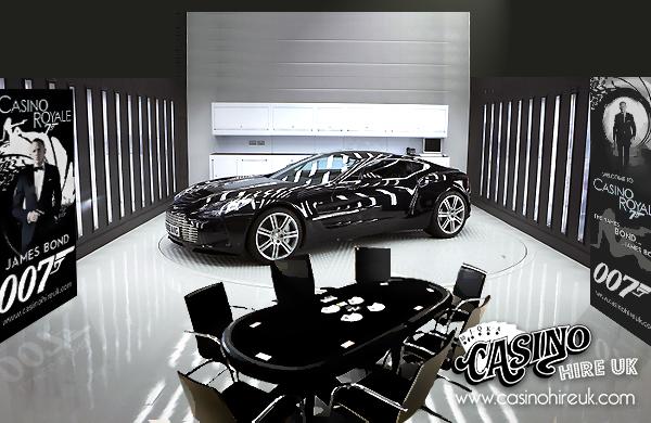 007 poker night