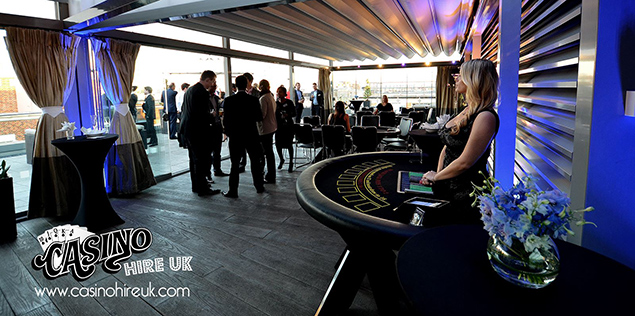 fun casino night in london