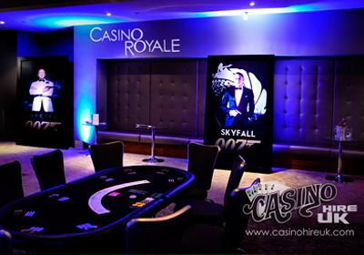 casino royale projector