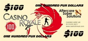 casino royale fun money