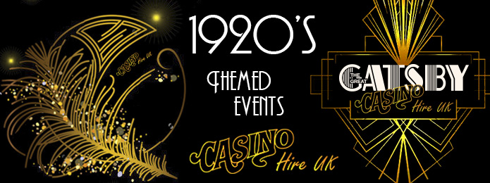 gatsby 1920s themed events