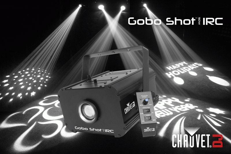 gobo event projector