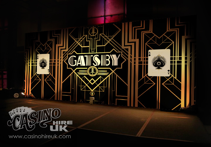 gatsby banner backdrop