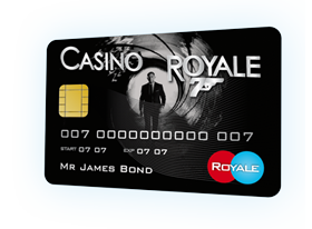 007 credit card
