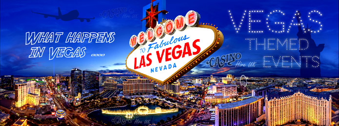 vegas themed events