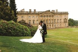 Wedding at Wentworth Castle Gardens