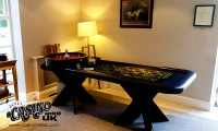 roulette table at woodlands hotel leeds