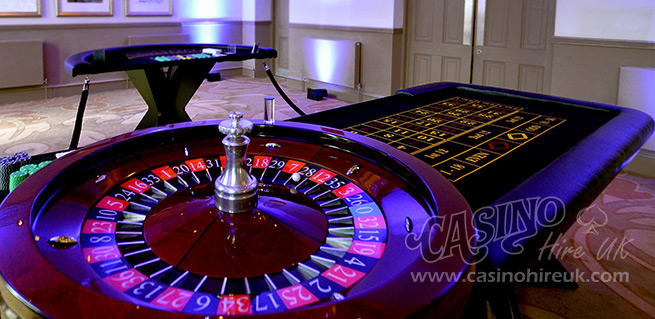 roulette table for wedding fun casino hire in leeds
